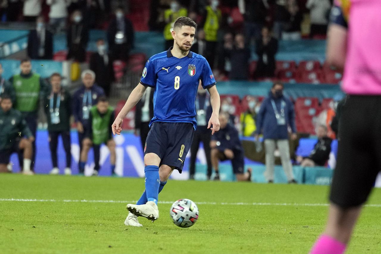 Jorginho decisive penalty