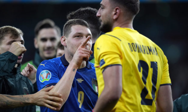 Old Italy come back in style to reach Euro 2020 final