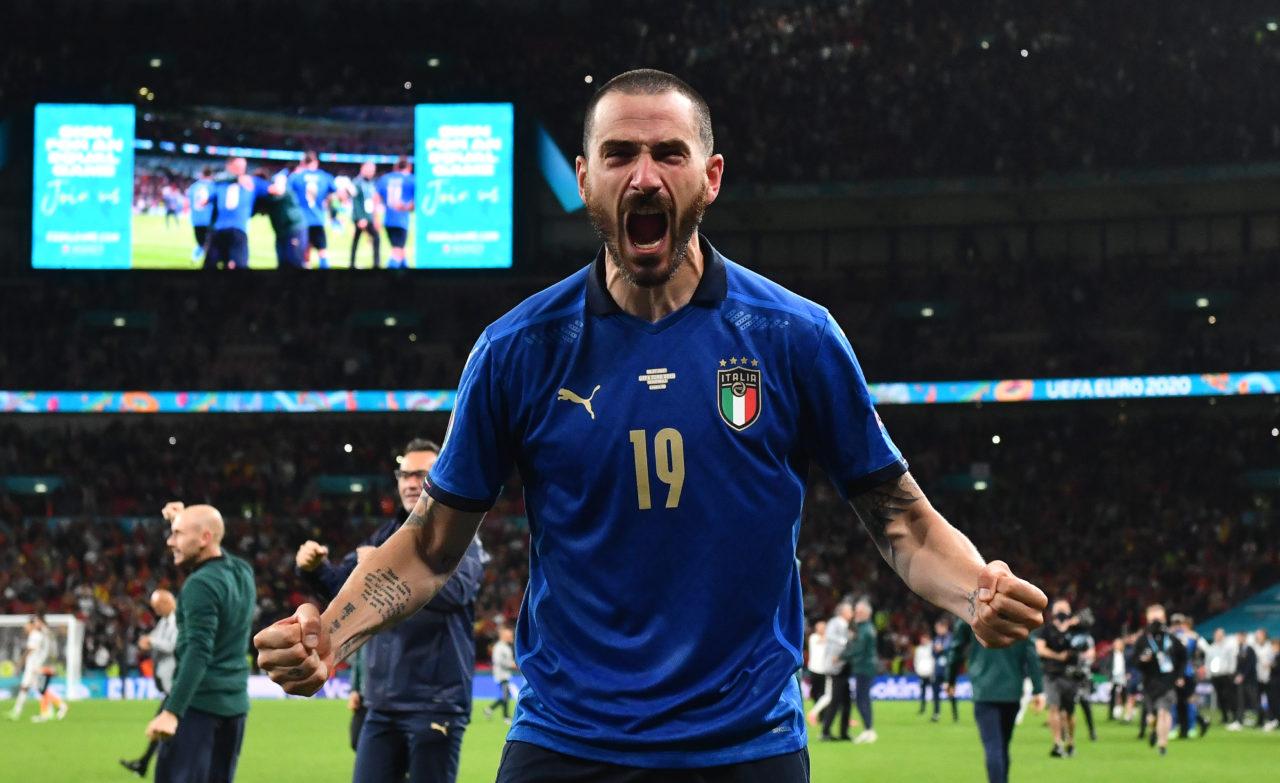 Leo Bonucci roar