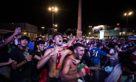 Serie A stadiums open up to 50 per cent capacity
