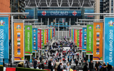 England given stadium ban after EURO 2020 Final