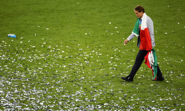 EURO 2020: how Mancini transformed Italy