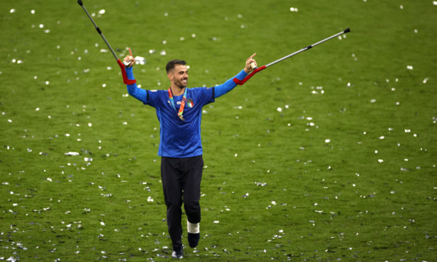 Video: Spinazzola's exercise to recover from Achilles tendon injury
