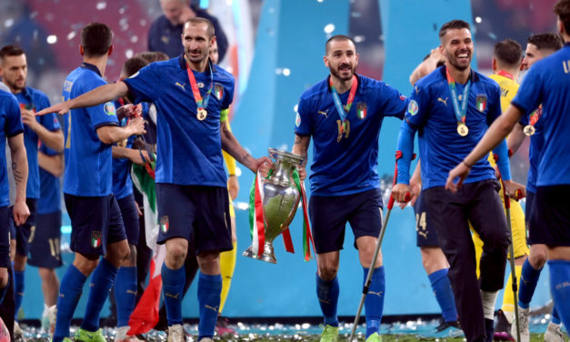 Italy's EURO 2020 triumph proves defence wins championships