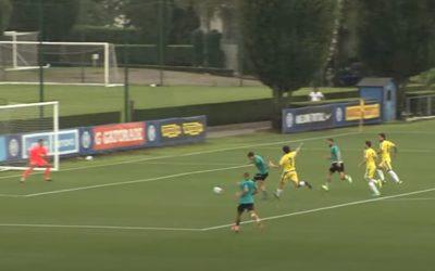 Highlights: Inter 8-0 Pergolettese