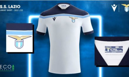 Video: Lazio unveil 2021-22 away kit