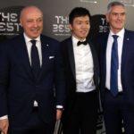 Marotta: 'No PIF talks for Inter takeover'