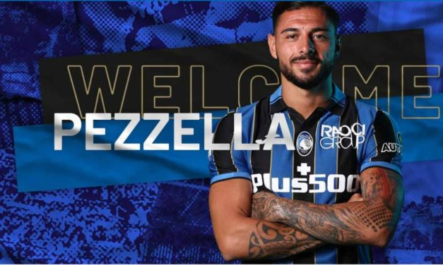 Official: Pezzella joins Atalanta