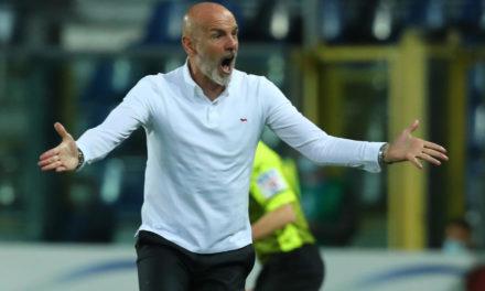 Milan: Pioli makes tactical changes
