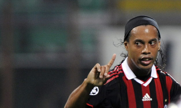 Ronaldinho hopes to see Monza in Serie A