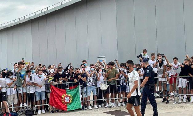 Juventus: Ronaldo returns to Continassa