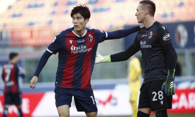 Bologna warn Tottenham about competition for Tomiyasu