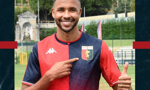 Official: Hernani moves to Genoa
