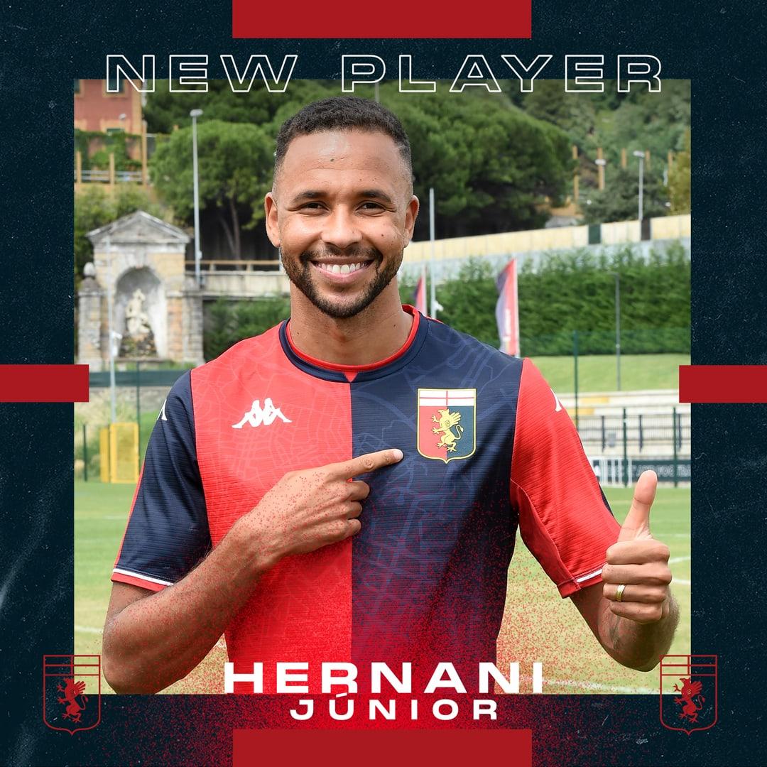Hernani to Genoa