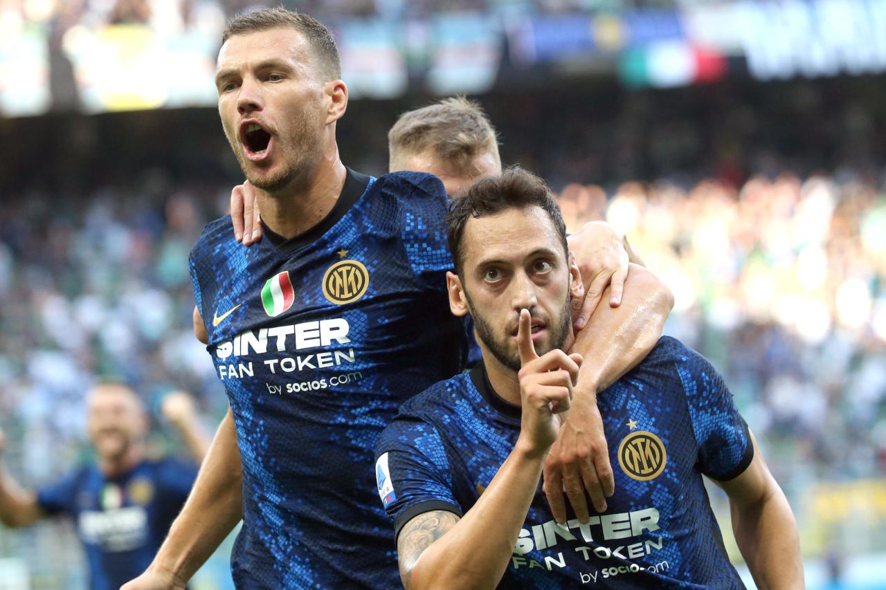 Inter v Genoa