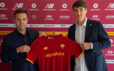 Official: Shomurodov sold to Roma
