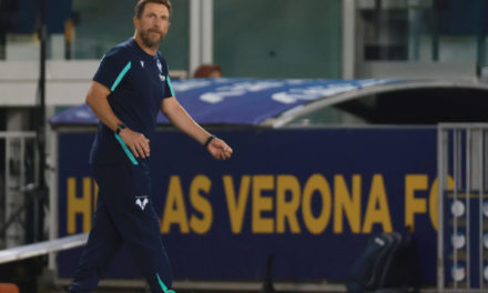 D'Amico: 'Verona must rediscover our spirit'