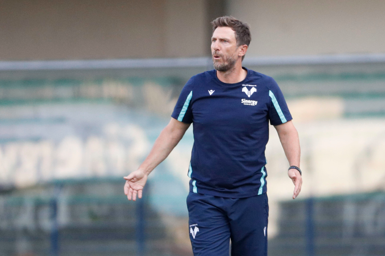 Di Francesco: 'Verona are not in trouble' - Football Italia