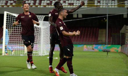 Coppa Italia: Bonazzoli brace sends Salernitana through