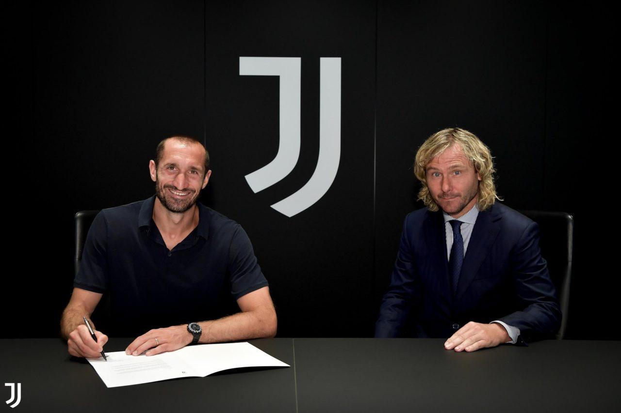 Twitter de la Juventus TV