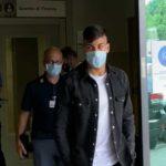 Video: Kaio Jorge arrives in Turin