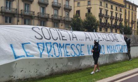 Inter ultras send Lukaku warning over Chelsea talks