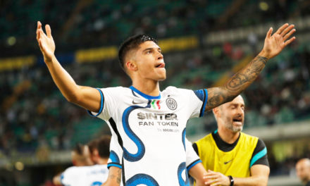 Correa explains Everton and Arsenal snub: 'I only wanted Inter'