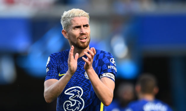 'Keep believing' – Jorginho delivers message after receiving UEFA Men's Player of the Year award