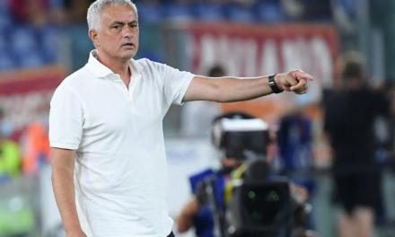 La luna de miel de Mourinho en Roma