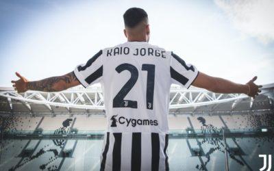 Kaio Jorge makes Juventus Under-23 debut