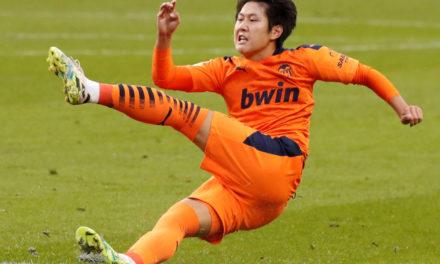 La Sampdoria busca al Kang-in Lee del Valencia