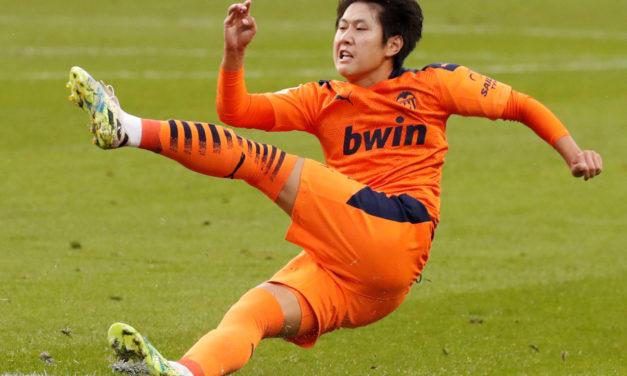 Sampdoria seek Valencia's Kang-in Lee