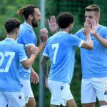 Friendly: Immobile rusty for Lazio