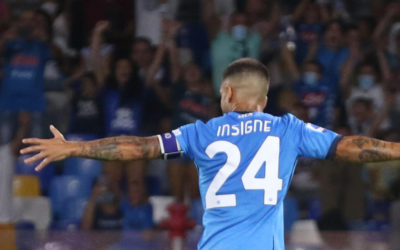 Report: Insigne's agent met with Inter