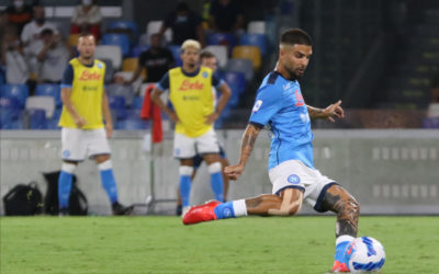 Insigne: 'Being table leaders now means nothing'