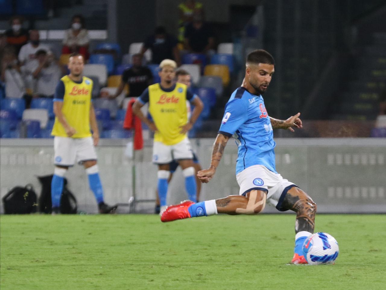 Lorenzo Insigne penalty