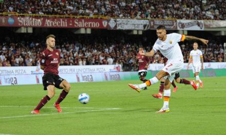 Video: Pellegrini scores stunning back-heel goal