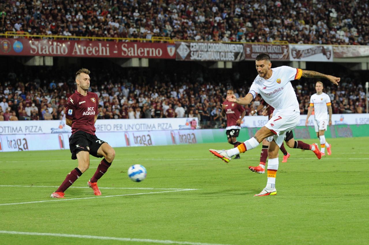 Lorenzo Pellegrini goal