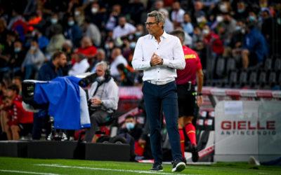 Gotti 'annoyed' by Napoli's goals