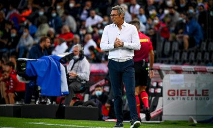 Gotti 'molesto' por los goles del Napoli