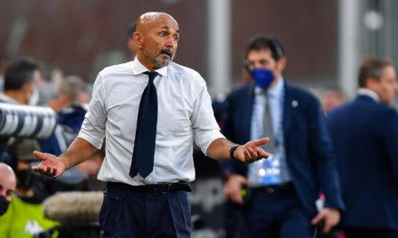 Spalletti explica por qué el Inter y el Milán tienen ventaja sobre el Nápoles en la carrera por el título