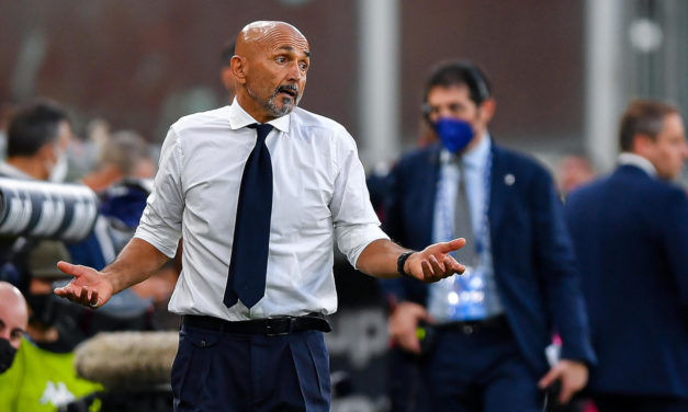 Spalletti: 'Napoli must have maximum desire to do well'