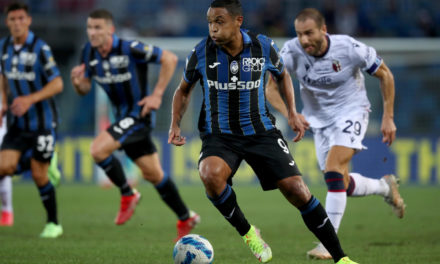 Liveblog: Serie A Wk8 Sunday 2021-22