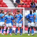 Friendly: Napoli comeback in Krakow