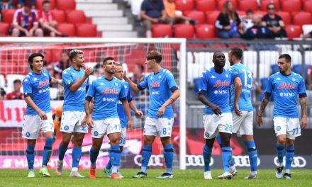 Napoli sell Tutino to Parma, loan Luperto to Empoli