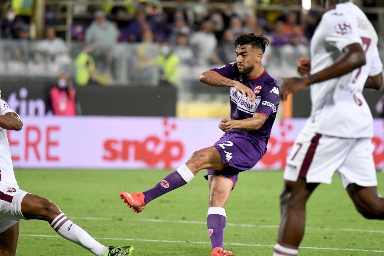 Nicolas Gonzalez goal