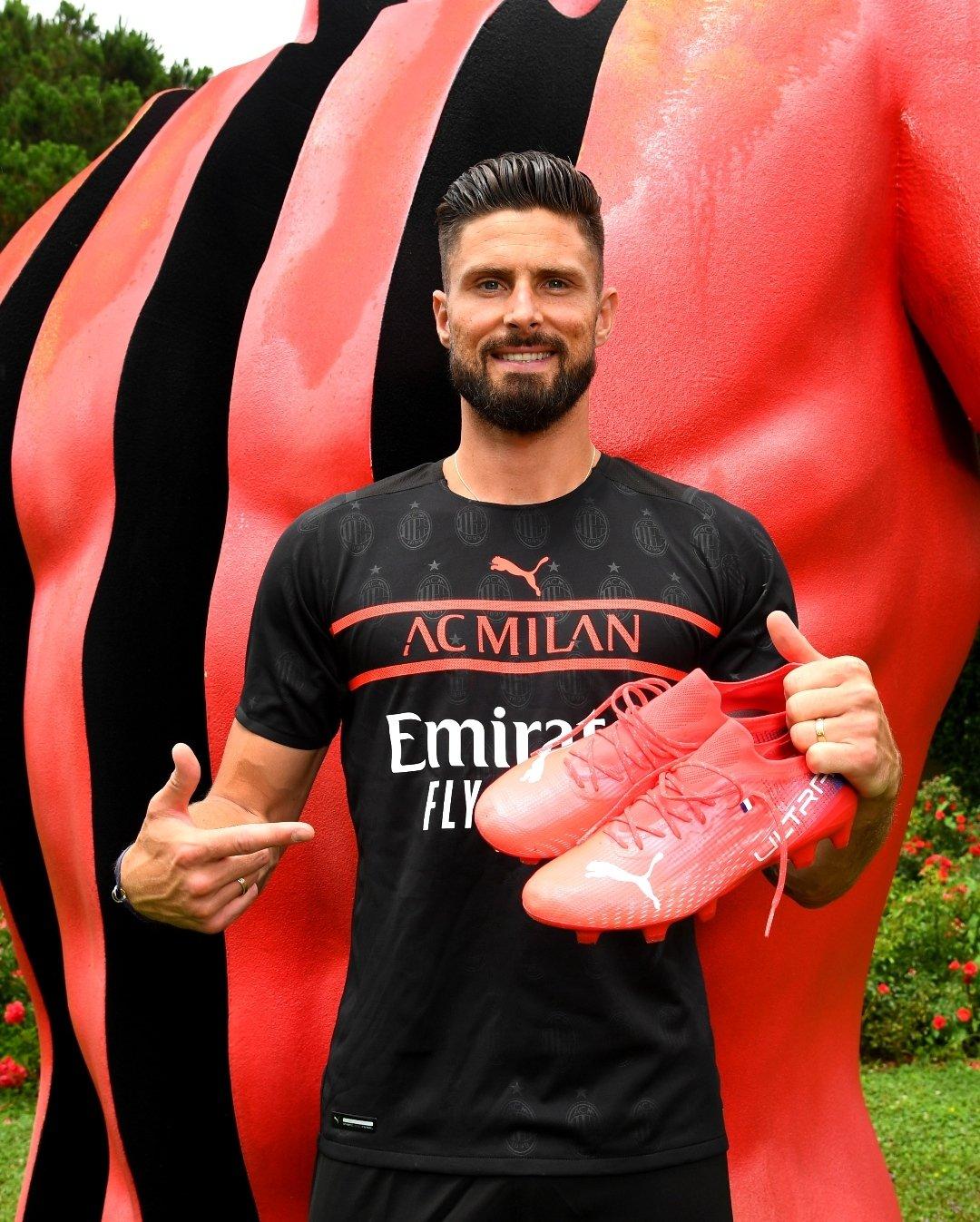 Milan unveil Puma third kit for 2021-22 - Football Italia