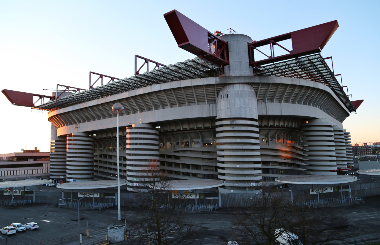 Stadio Meazza San Siro
