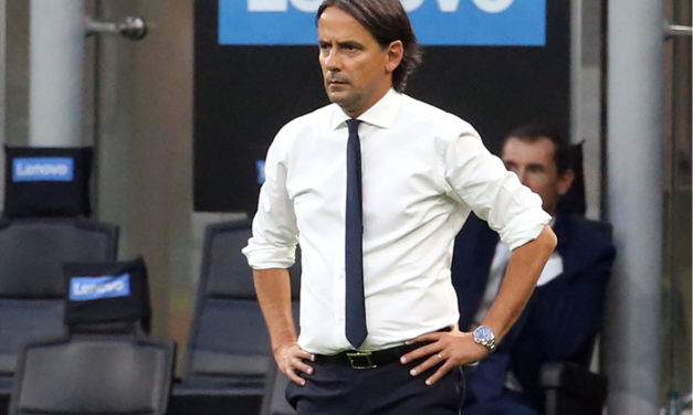 Inzaghi expects warm welcome from Lazio ultras