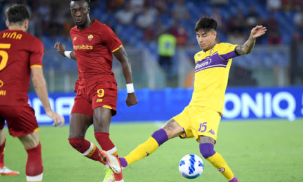 Fiorentina lose Pulgar to ankle sprain